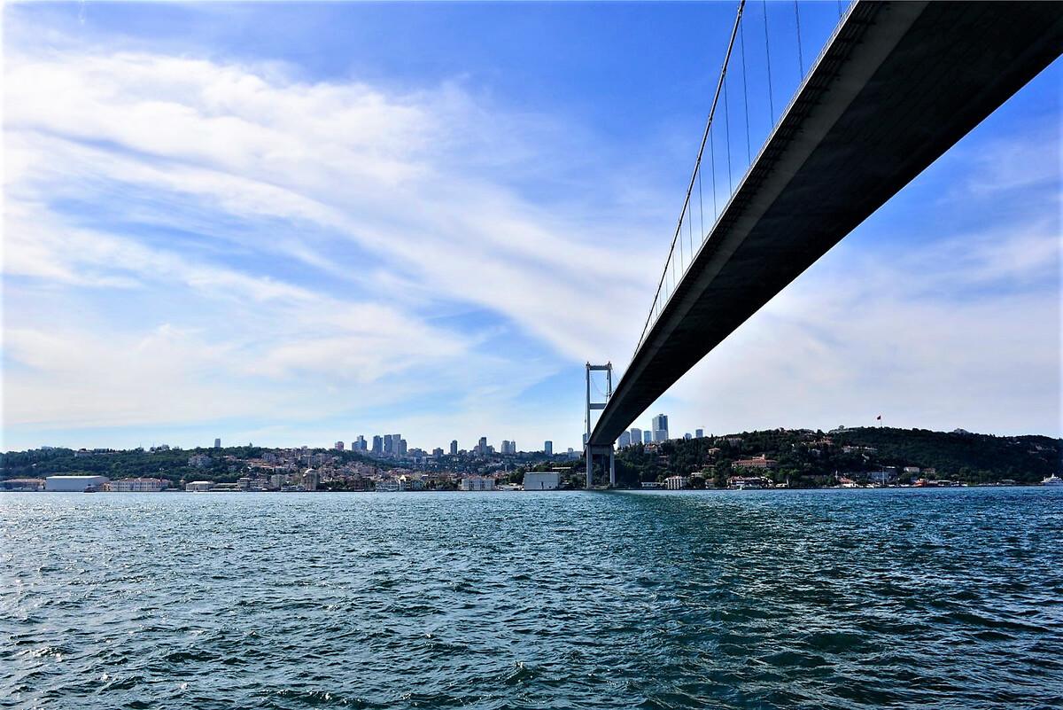 欧亚跨海大桥                  图片