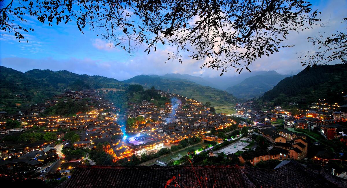 天下贵州美:穷乡僻壤已脱变城魅力林城