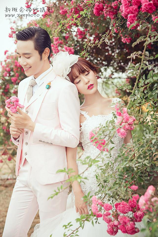 新概念婚纱摄影
