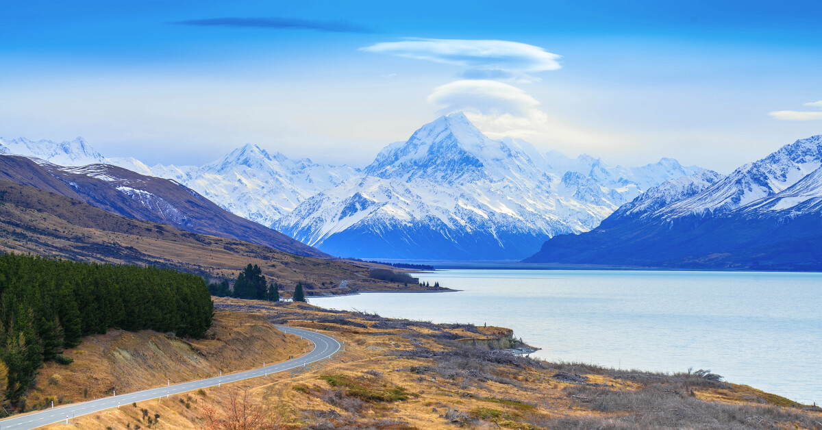 新西兰风光