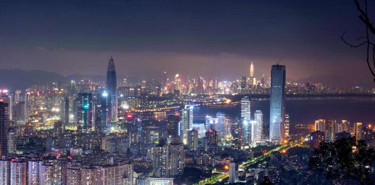 南山gdp来源_深圳南山区GDP超4500亿元,人均超5万美元 2018年新 南图 曝光