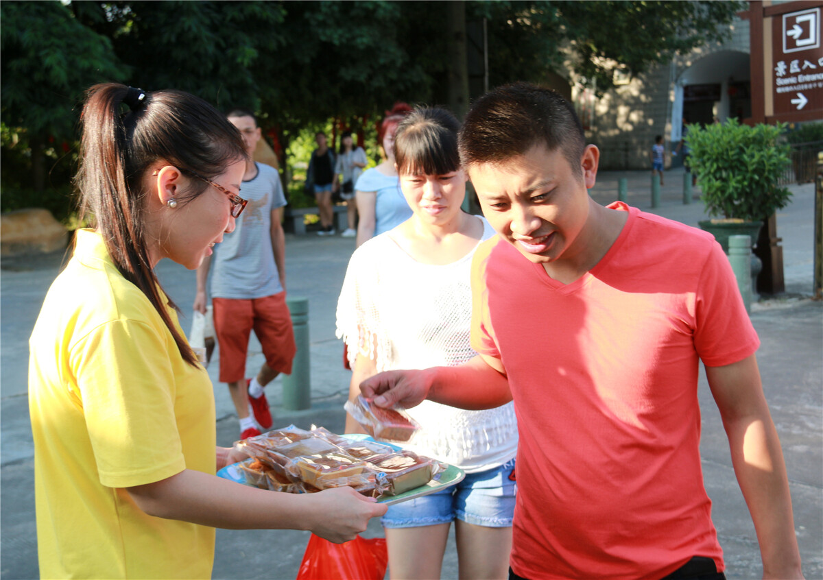 中秋月饼:东莞观音山送温暖,美味佳节免费送!南京华安美食图片