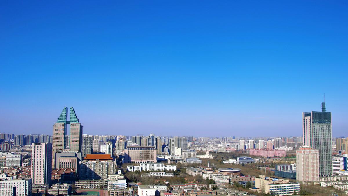 郑州,就是这样,高楼不算多