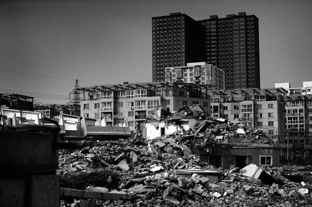 029拆迁依旧在进行,过去那些时光的痕迹以后只能在这些照片中找寻。