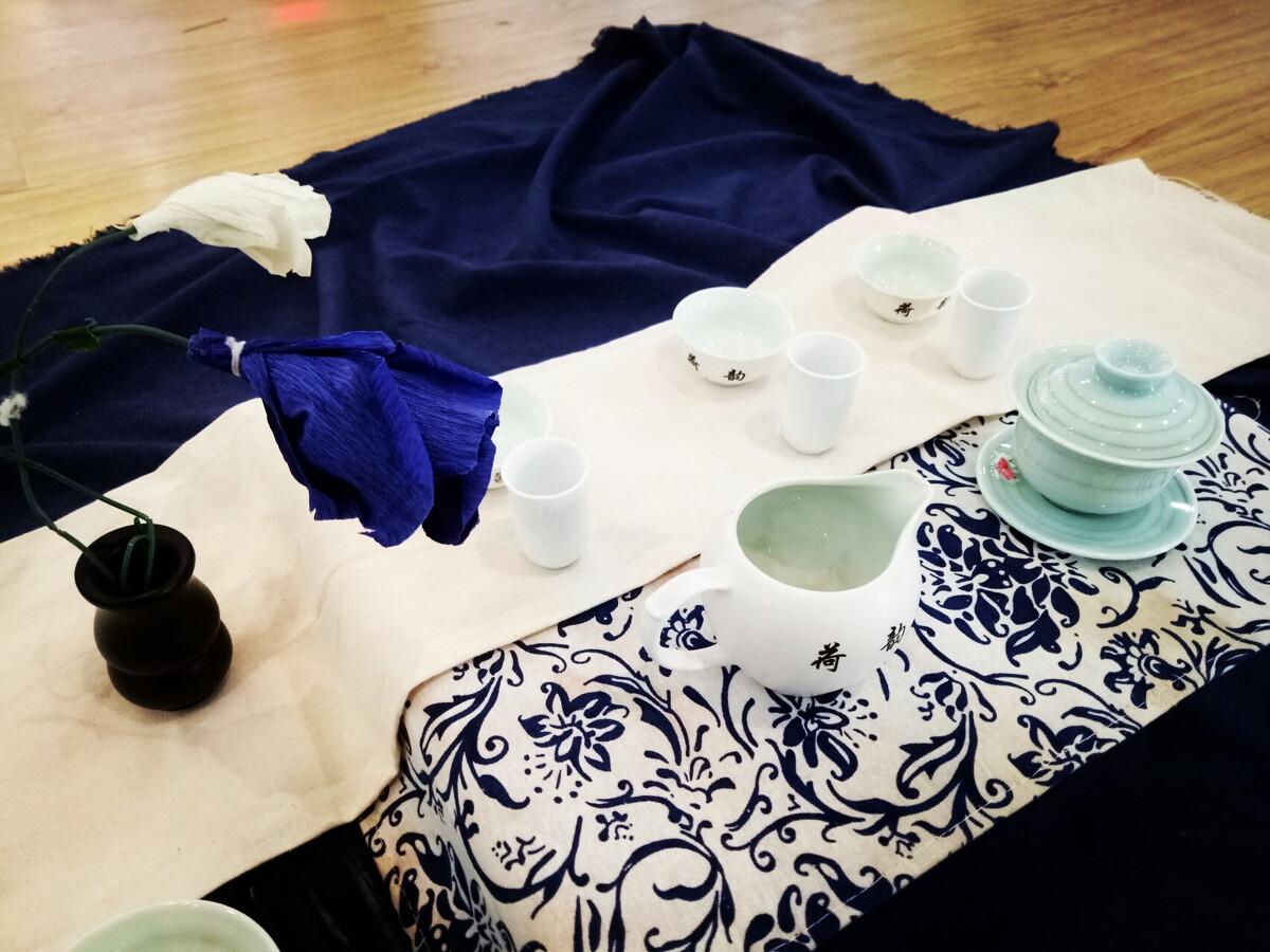 茶席设计图片