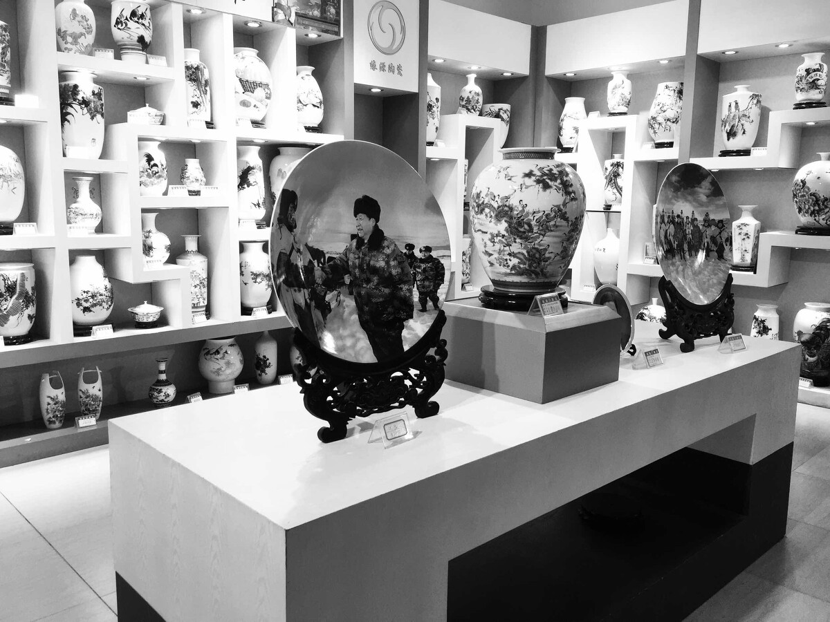 纪实瓷都-黑白,美女,街拍,景德镇,青花瓷,陶战逆v纪实碎片图片