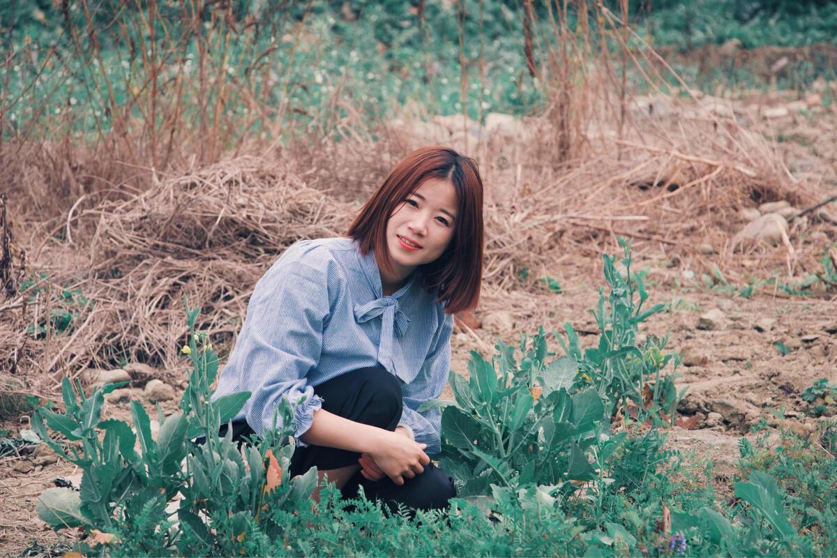 惩罚人像-女生,佳,人像,成都约拍,少女写真走进田野韩国图片