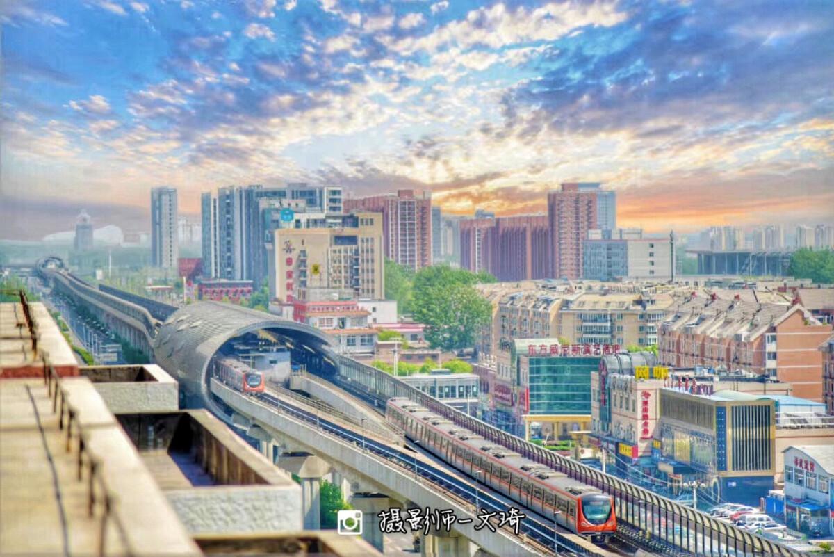 北京地铁房山线_北京地铁房山线列车