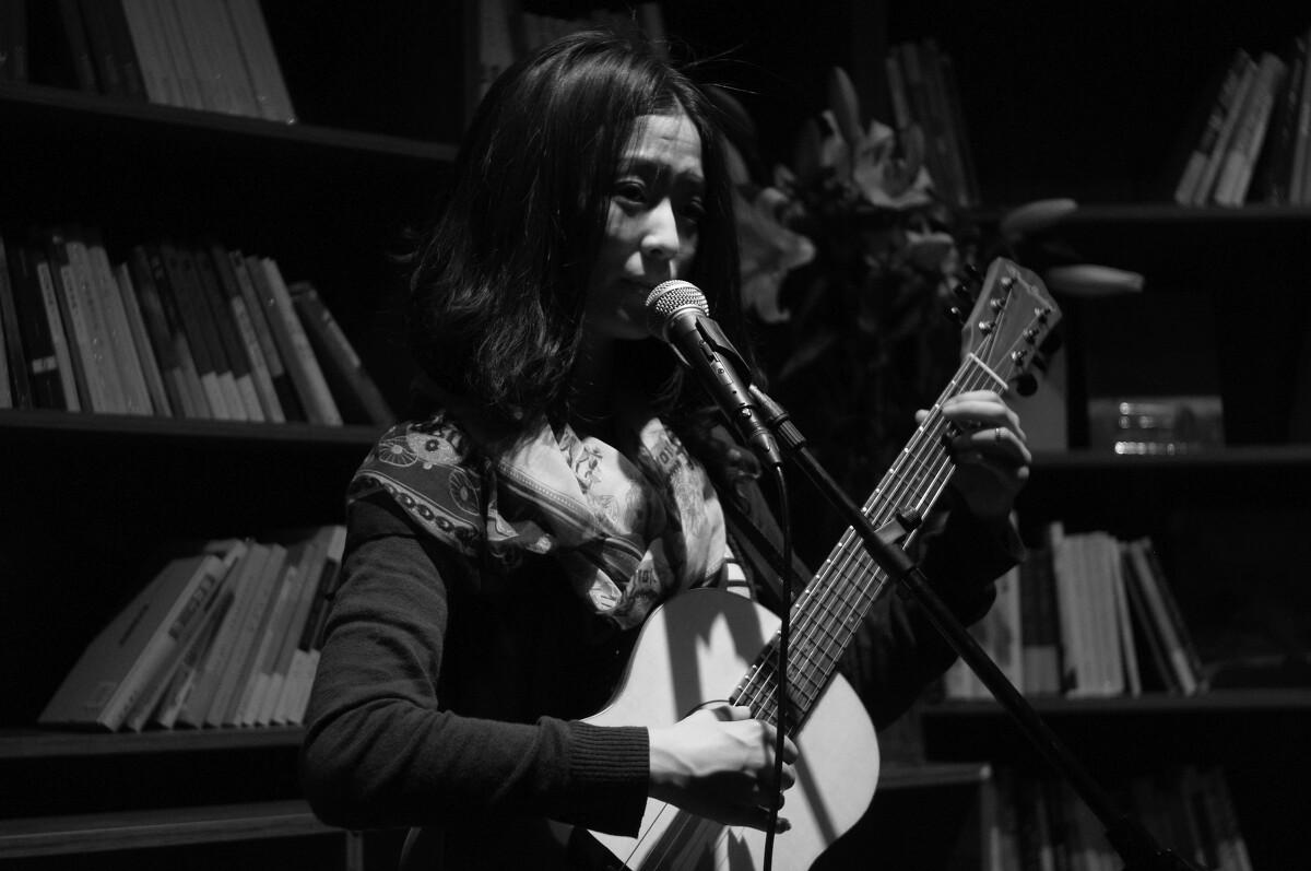 2014.11.21-塞林格咖啡馆马吟吟爵士与民谣现场