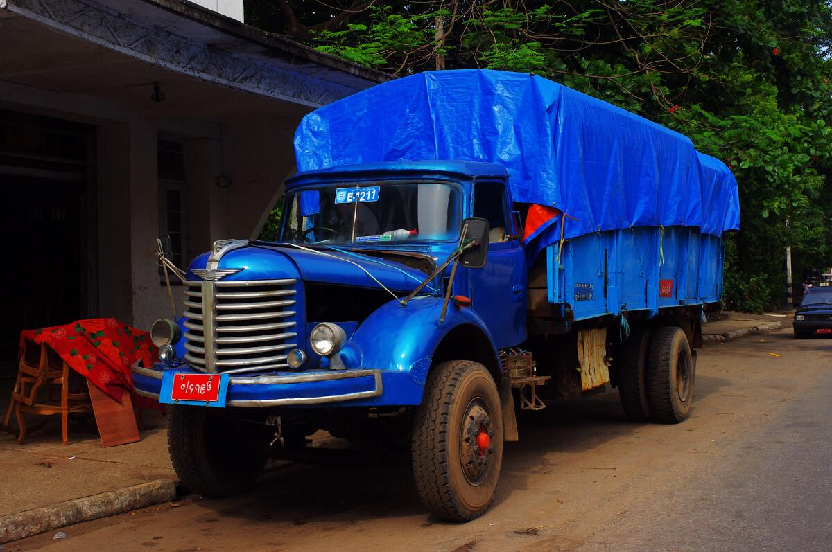 老式卡车_老式卡车 br />
