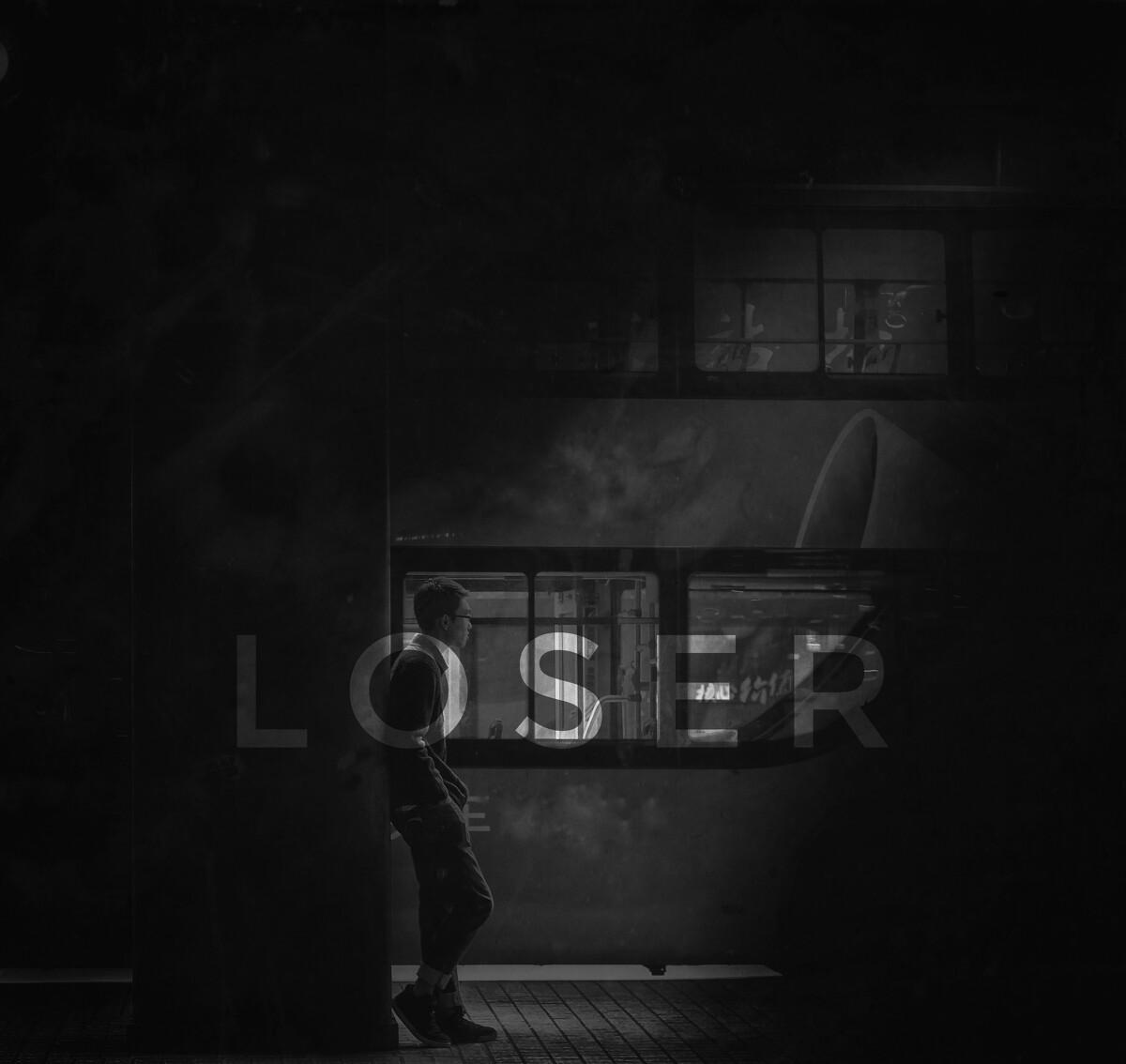 i am loser
