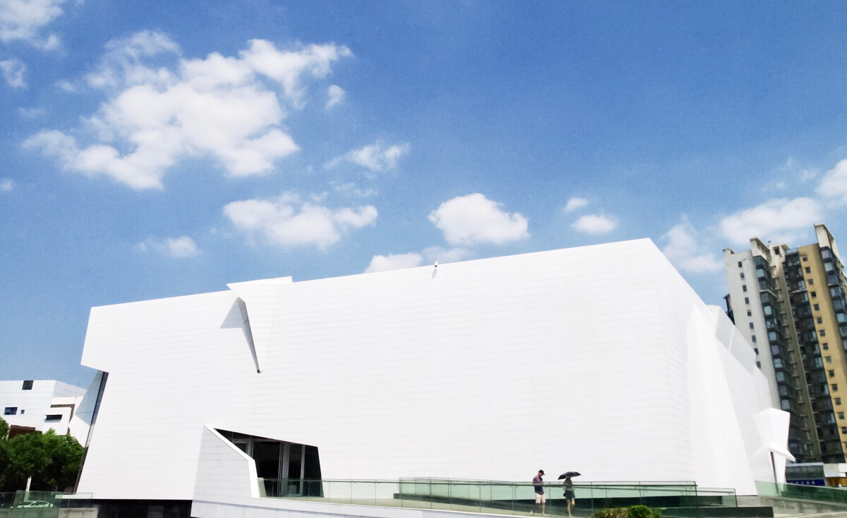 摄于洪山创意天地,我心中的武汉最清新脱俗美术馆图片