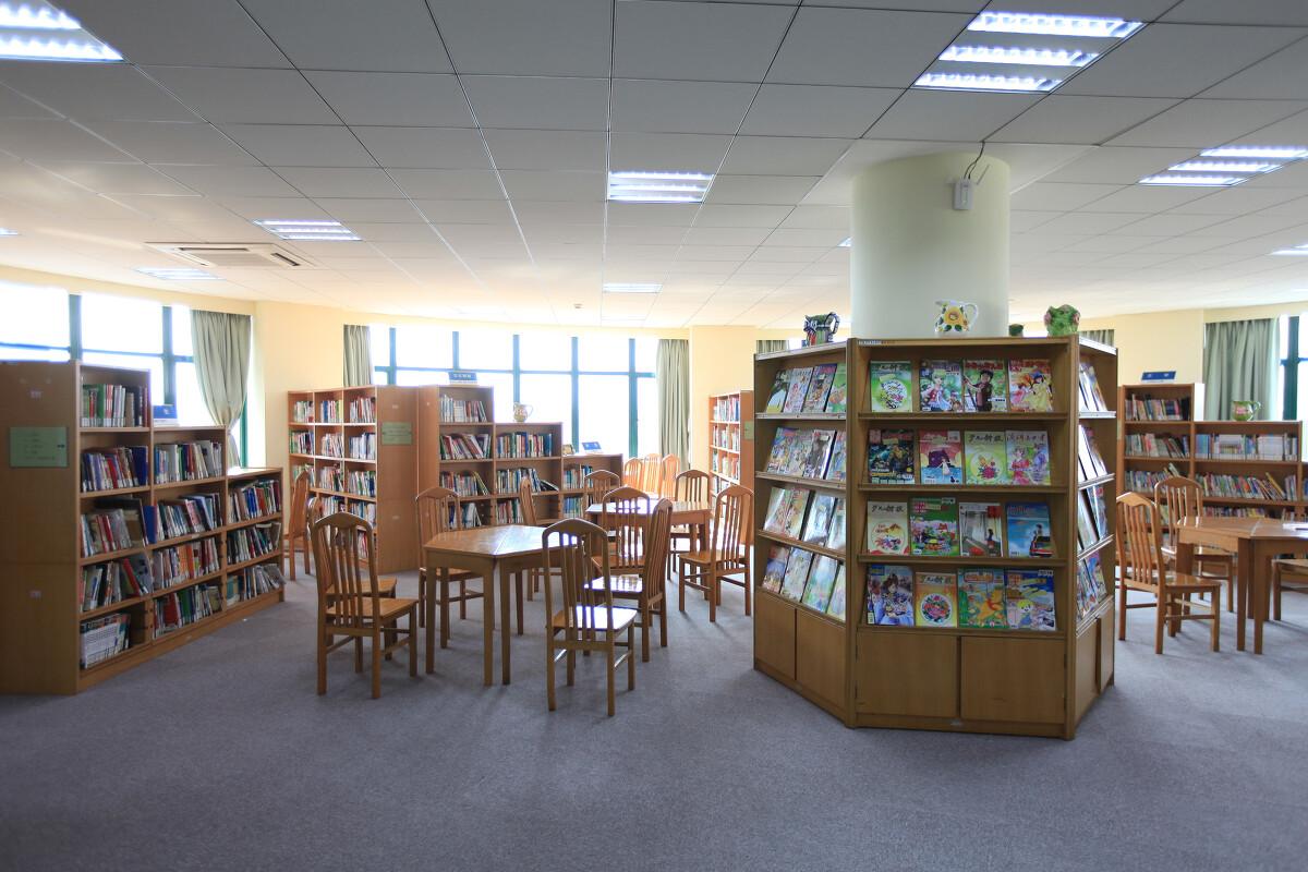 图书馆 1200 800