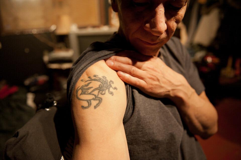 祖先的图腾 - 加拿大, 纹身 - 莫名公园 - 图虫摄影网