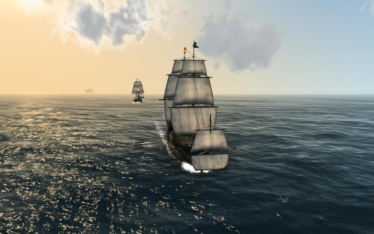 在梦中扬帆远航