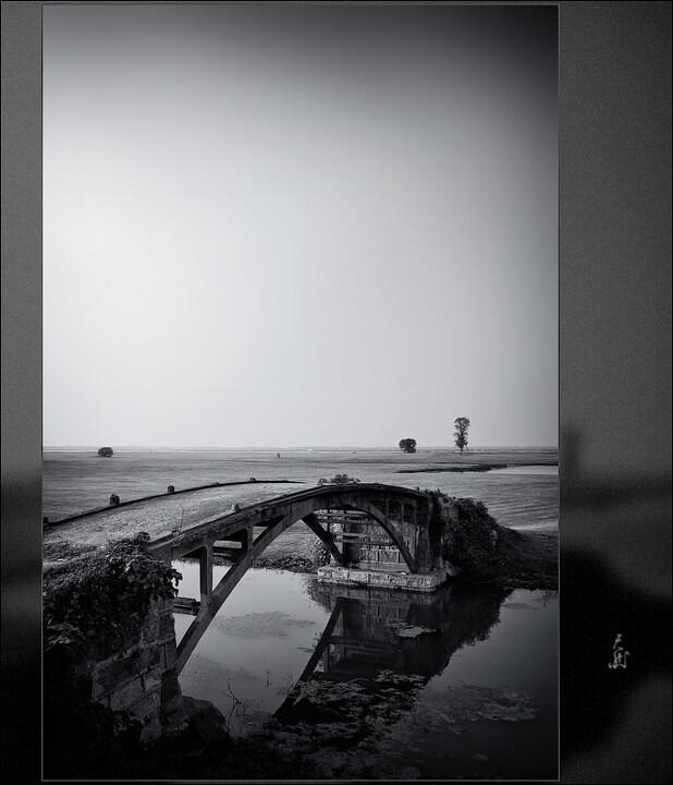 荒桥印象<br />