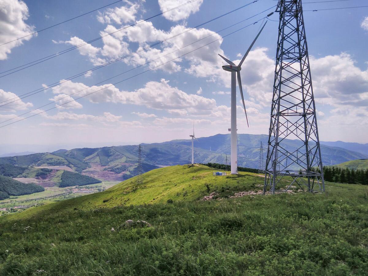 去山顶编发风-色彩,手机,风光-木子李24day吹吹超简单图片