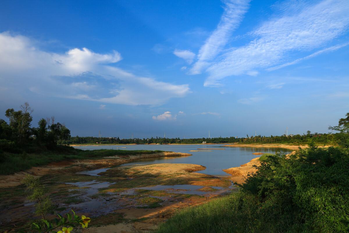 湛江三岭山森林公园图片