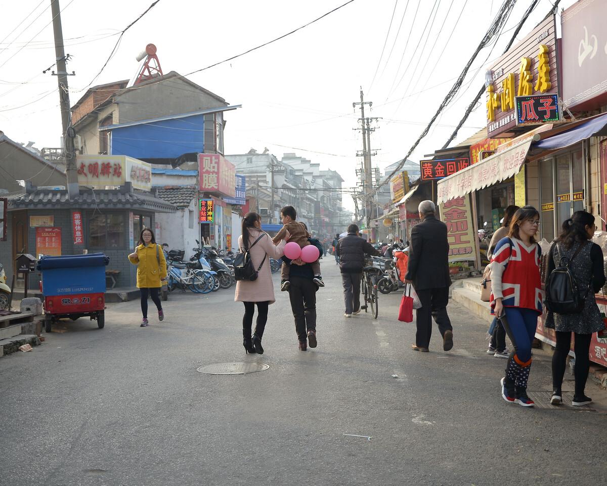 2018年11月 江苏镇江 红气球