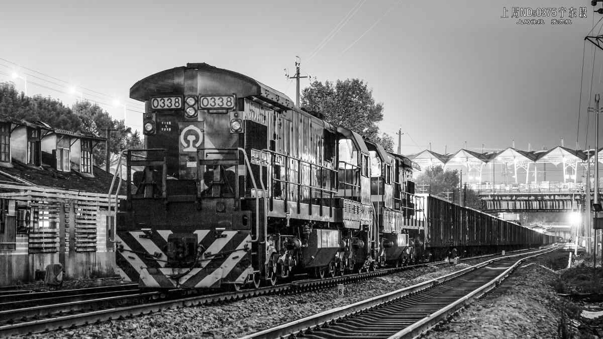 宁芜铁路--穿城而过的风景线