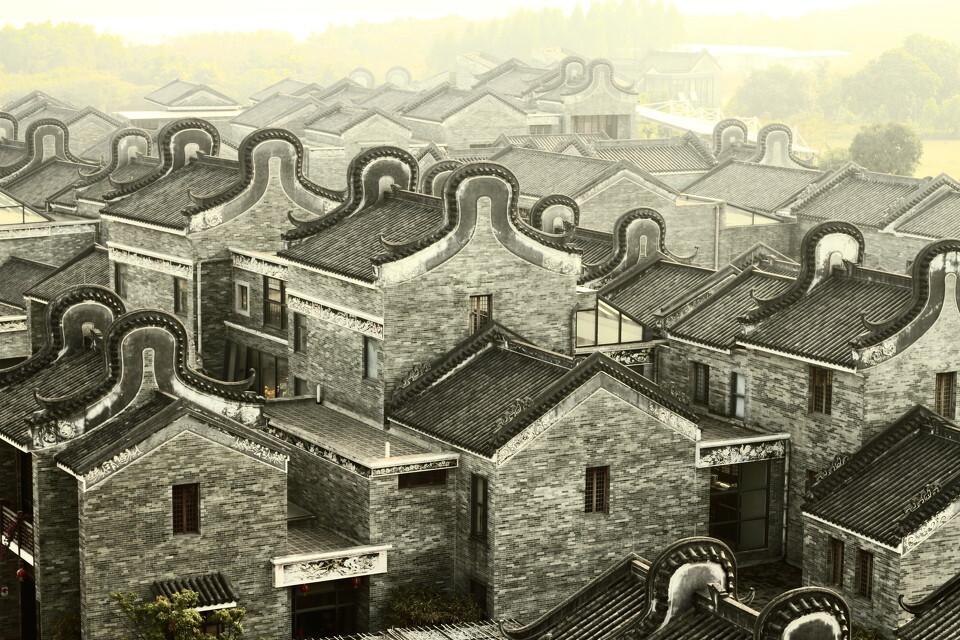 广州岭南印象图片