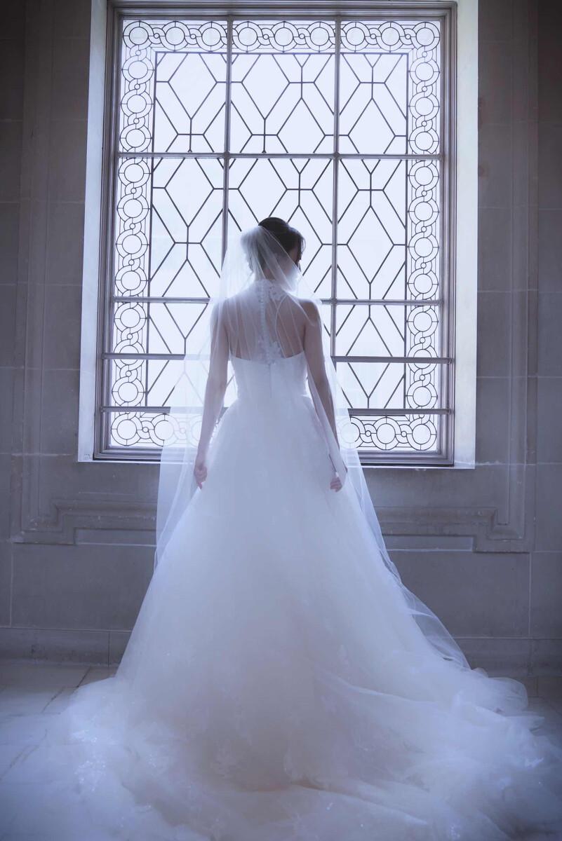 婚纱背影_婚纱手机壁纸