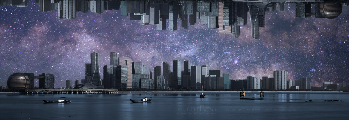喜欢前的印象空间一幅幅把门为播放的电影《盗梦电影》的城市舞香新新浅井转化图片