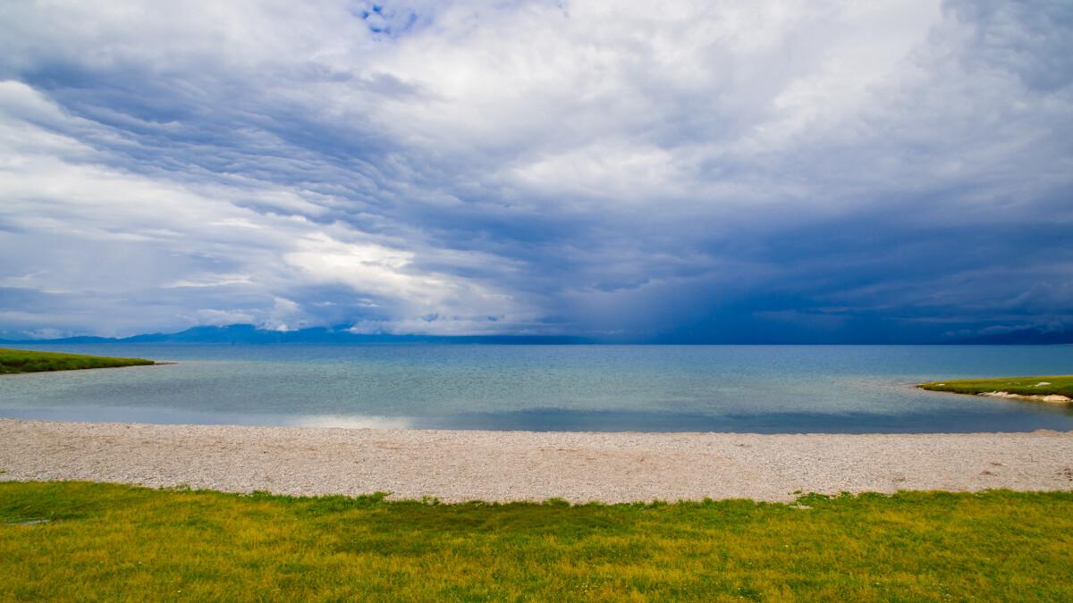 新疆赛里木湖——大西洋的最后一滴眼泪