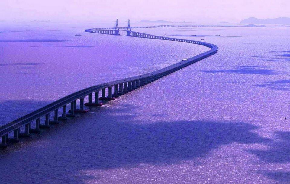 港澳珠大桥 - 谢190 - 图虫网 - 优质摄影师交流社区图片