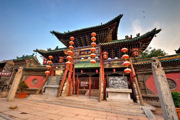 平遥  城隍庙