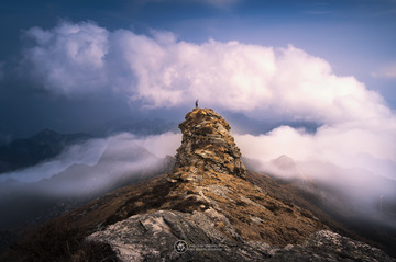 山高谁为峰