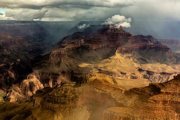 美丽的美国大峡谷