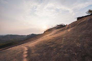 高椅岭日落