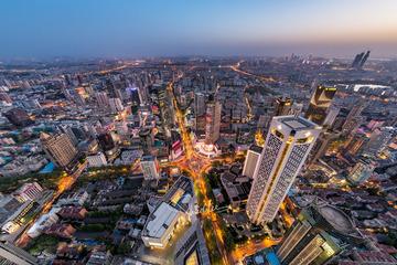 中华第一商圈——南京新街口