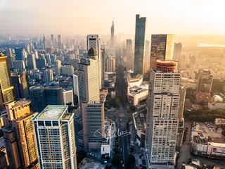 南京市中心