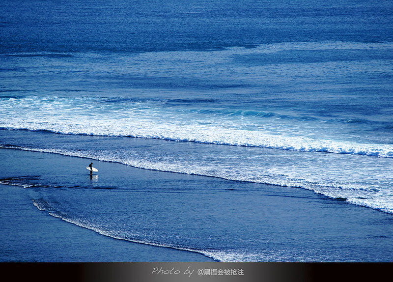 2012年7月30日 巴厘岛 乌鲁瓦图 BLUE POINT<br /> 即使内心再强大,面对自然又总是渺小的可怕,适当的释放压力但别想翻天覆地