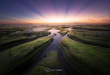 涠洲岛之光