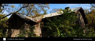 燕南园的房子