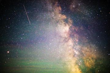 流星银河飞机