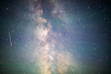 流星银河之佳能