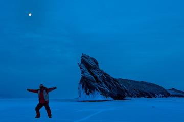 晨曦中的阿龟岛