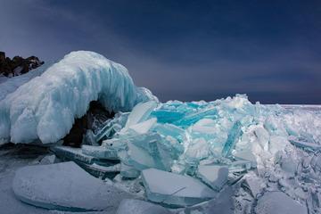 贝加尔湖蓝