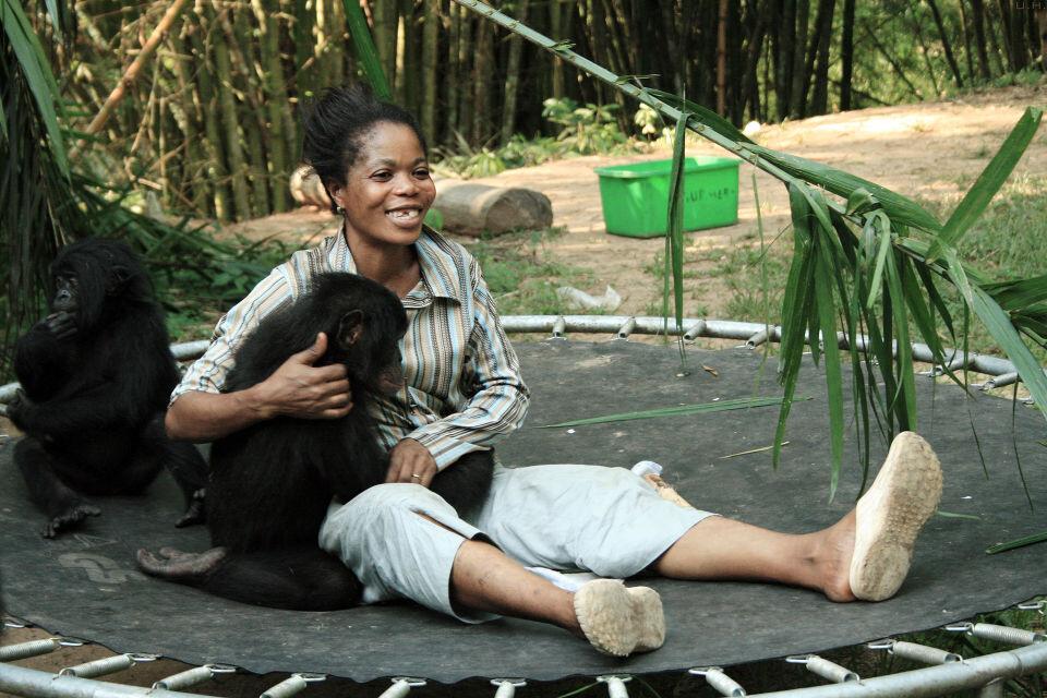 "Les Mamas-13<br /> Mama Mathe & Katako<a href=""https://tuchong.com/48638/"" target=""_blank"">@Lola</a><br /><br /> Mama Mathe是新来的mama,和Katako关系最好。"
