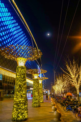 圣诞平安夜街拍(2)2018-12-24 b