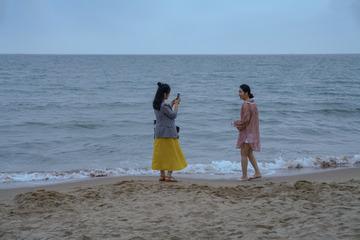 北戴河(大海与女孩)2018-7-3 d