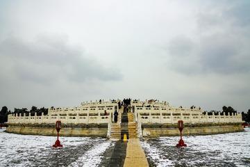 天坛公园雪景(2)2019-2-12 b