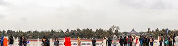 天坛公园雪景(2)2019-2-12 c