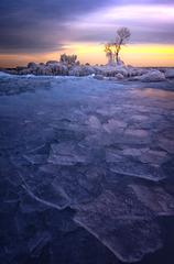 Ice world