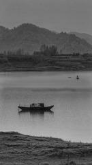 千岛湖畔四月天