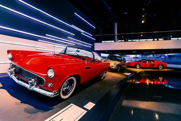 上海汽车博物馆场记三 岁月飞逝